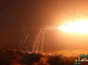 الطائرات السورية تمطر حلب بالصواريخ والبراميل المتفجرة