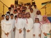 """طلاب حلقات مسجد """"جمال الملحم"""" يتعرّفون على مبادرات """"نقاء"""" #الأحساء"""