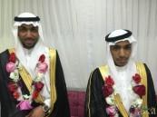 الهاشم تحتفل بزفاف أبنائها أحمد وعبدالمحسن
