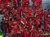 """لهذا السبب """"الأوليمبية المصرية"""" ترفض معاقبة لاعب رفع علم #السعودية"""