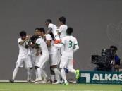 """بقيادة """"العطوي"""" الأخضر الشاب يحقق بطولة الخليج 2016"""