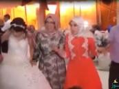 شاهد: ردة فعل الحضور وقت وقوع تفجير خلال حفل زواج