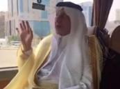 """بالفيديو.. """"الفيصل"""" للمسؤولين: """"ما عاد أبغى أشوف صنادق بالمشاعر المقدسة"""""""