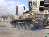 المجلس العسكري في تعز يدعو إلى النفير العام لمواجهة الميليشيات