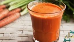 إليك 7 فوائد مذهلة تجعل من عصير الجزر شرابك المفضل !