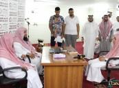السومه يطلق مزاد خيري على قميصه دعما لحلقات القرآن بجدة