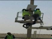 المرور يوضح آلية رصد مخالفتي استخدام الجوال وعدم ربط حزام الأمان