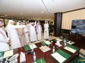 تبادل الخبرات ومنظومة مشاريع التطوير في لقاء أمانة #الأحساء وبلدي شمالية مملكة البحرين
