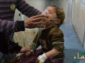 نظام الأسد يقذف أحياء حلب بغاز الكلور السام