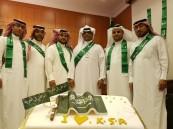 مكتب عمل الأحساء يحتفل بالذكرى 86 لتوحيد المملكة