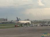 """مانيلا.. ضغطة خاطئة على زرّ """"الاختطاف"""" حولت """"الطائرة السعودية"""" لثُكنة عسكرية !"""