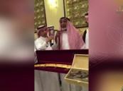 """بالفيديو: فقط في المملكة… هكذا يقول """"الشيخ"""" لابنهم المصاب في #الحد_الجنوبي !"""