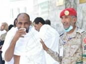 """بالصور.. القوات البرية تشارك بـ """"قوة واجب"""" لدعم قوى الأمن في الحج"""