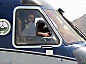 بالصور.. طيران الأمن يحمي أجواء مشعر #عرفة ويرفع جاهزيته لخدمة الحجاج