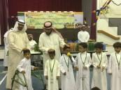 إبتدائية عمار بن ياسر تستقبل أكثر من 90 طالباً مستجد