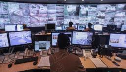 مركز القيادة والسيطرة: أكثر من 5300 كاميرا لمراقبة الحجاج في المشاعر المقدسة