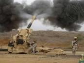 """في عملية نوعية.. """"المدفعية"""" تدمر منصة صواريخ وتُجهز على معسكر للمخلوع"""
