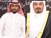 """الجد """"حمد"""" والأب """"أحمد"""" يتلقيان التهنئة بـ """"حمد"""""""