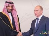 ماذا قال بوتين عن الأمير محمد بن سلمان في حواره مع بلومبرج؟