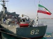 إيران تُعلن إرسال بارجتين حربيتين إلى خليج عدن