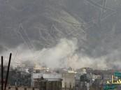 الانقلابيون يخرقون الهدنة ويقصفون 3 محافظات يمنية