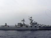 روسيا توجه جيشا بحريا وقاعدة جوية عائمة إلى سوريا