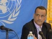 المبعوث الأممي: هدنة في اليمن خلال أيام