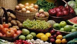 هنا قائمة لأفضل الخضروات والفواكه الواقية من أمراض القلب والسرطان والسكر