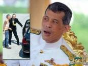 بالصور.. هكذا ظهر ملك #تايلاند الجديد المثير للجدل !!