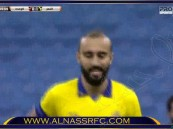 فيديو .. بهدف السهلاوي النصر يقصي الوحدة ويتأهل لنصف نهائي كأس ولي العهد