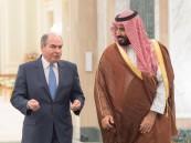 بالصور.. #ولي_ولي_العهد ورئيس وزراء #الأردن يرأسان الاجتماع الأول لـمجلس التنسيق السعودي الأردني