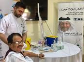 بالصور… مركز أمراض الدم الوراثية يقيم حملة للتطعيم ضد الانفلونزا الموسمية