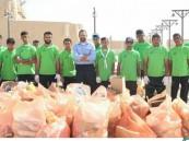 """فريق صناع التطوعي ينفذ حملة لتنظيف منتزه """"محيرس"""" الأثري"""