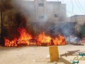 """حرائق غامضة تطارد عائلة مواطن من منزل إلى آخر.. و""""الشؤون الإسلامية"""" تبعث دعاة لرقيتها"""