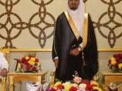 العرب تحتفل بزفاف ابنها عبدالعزيز