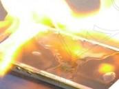 """احتراق سيارة أسترالي وأصابع الاتهام تشير إلى """"آي فون 7"""" !"""