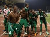 """بالصور .. عدسة """"الأحساء نيوز"""" ترصد فرحة منتخب الأخضر بالتأهل لكأس العالم للشباب"""