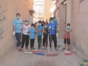 """في 20 صورة .. 200 متطوع يشاركون بحملة ضخمة لنظافة وتجميل """"الدالوة"""""""