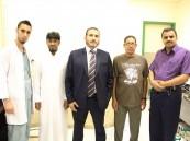 إنجاز عالمي جديد يُبصر النور في مستشفى الملك عبدالعزيز بالأحساء