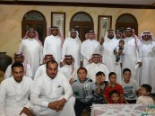 """""""العيد"""" تحتفل بتقاعد """"محمد بن سلمان العيد"""""""