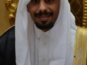 الغوينم تحتفل بزفاف ابنها عبد العزيز