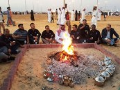 خيمة أرامكو تستقطب الزوار بحضور تجاوز 10 الآف في ختام مهرجان سفاري بقيق