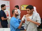 الصحة وتقنية الأحساء تنفذان حملة تطعيم ضد الإنفلونزا الموسمية