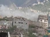 الجيش اليمني يحرر مناطق بحيفان وقصف عشوائي في تعز