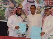 ثانوية حراء وفصول ضعاف السمع تكرم الفائزين بمسابقة النادي الأدبي
