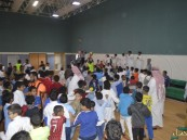 مهرجان رياضي بمدرسة قرطبة الابتدائية