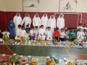 """مدرسة الامام البخاري الابتدائية تنفذ برنامجها السنوي """"فاكهتي"""""""