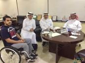 """""""بلدي"""" الأحساء يبحث عقد ندوة لتفعيل """"الوصول الشامل"""" بالتعاون مع """"ذوي الإعاقة"""""""