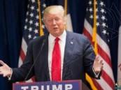 """في أول خطوة علنية لانتقال السلطة.. """"ترامب"""" يصل البيت الأبيض"""