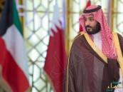 بالصور.. ولي ولي العهد يؤكد أهمية دفع مسيرة عمل دول الخليج عسكرياً ودفاعياً